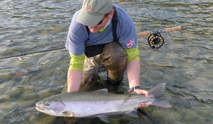 2014 Sportfish Hosted Fly Fishing Trip to Kalum Lodge, British Columbia, Canada