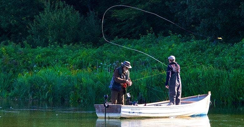 Tom & David's Guide to Fly Fishing for Pike