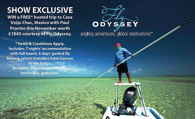 Fly fishing the flats of Ascension Bay with Fly Odyssey