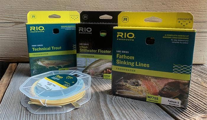 Spotlight on the Latest New RIO Fly Lines