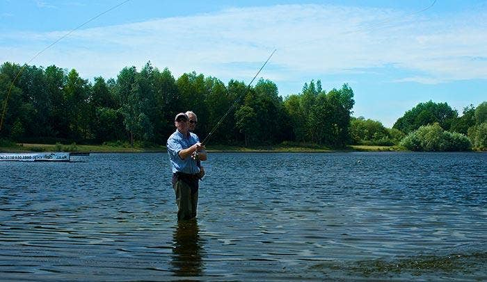 Chris Hayward's Top Fly Fishing Lessons & Courses Gift Ideas