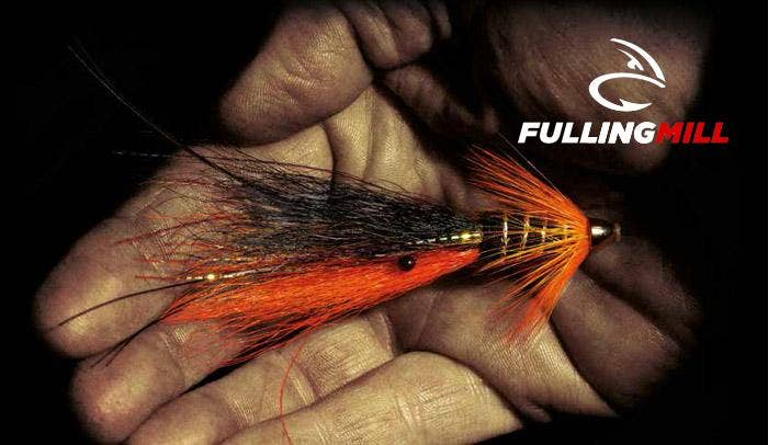 Always Select the Right Fly - With Fulling Mill!