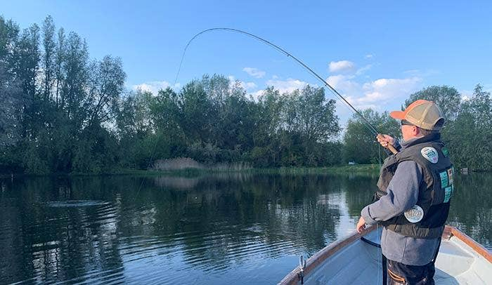 JAMES'S TOP BEGINNER'S FLY FISHING TACKLE
