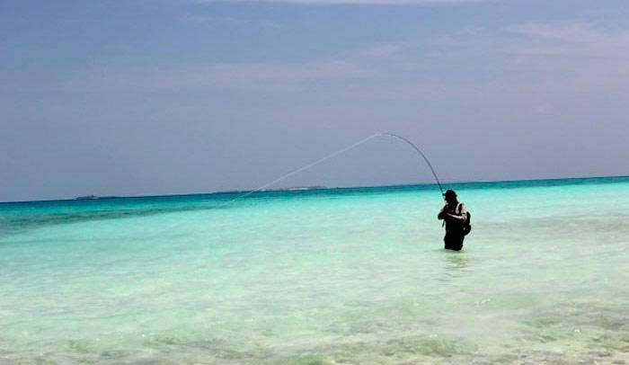 A Week In Paradise - Family Fun & Fishing In The Maldives!