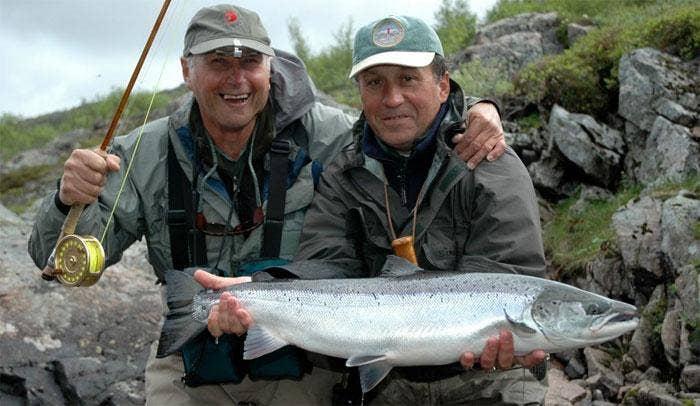 The Kharlovka Company & Sportfish – The Perfect Partnership for Travelling Fly Fishers!