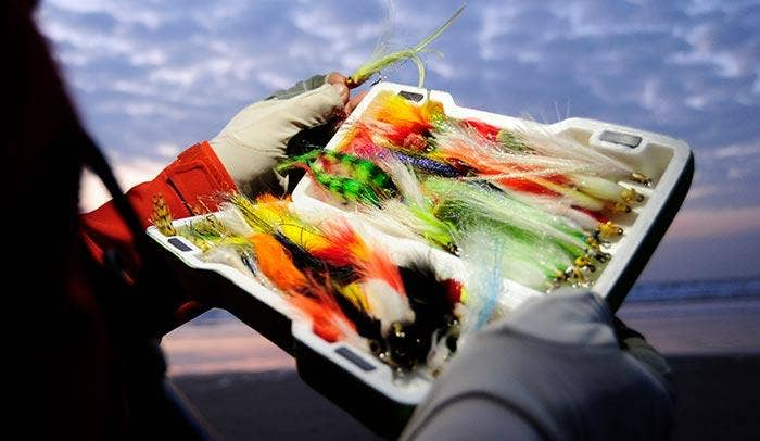 Discover the Sportfish Team's Favourite Fishing Flies