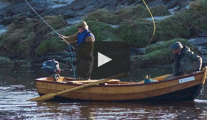 Tom's Video Guide to Spring Salmon Fishing – Part Two
