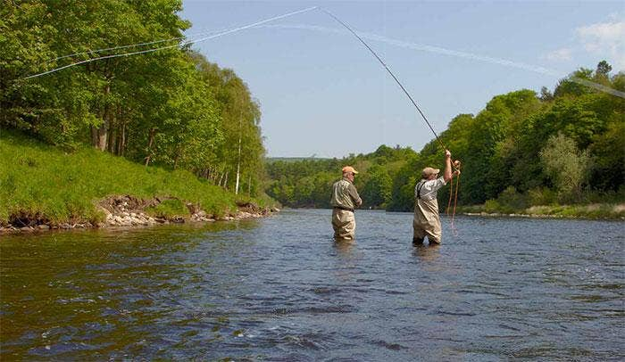 Steve Peterson's Guide to Waders & Wading