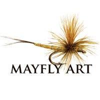 Mayfly Art