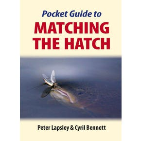 Pocket Guide Book - Matching the Hatch