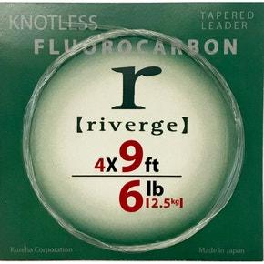 Riverge Fluorocarbon Leaders
