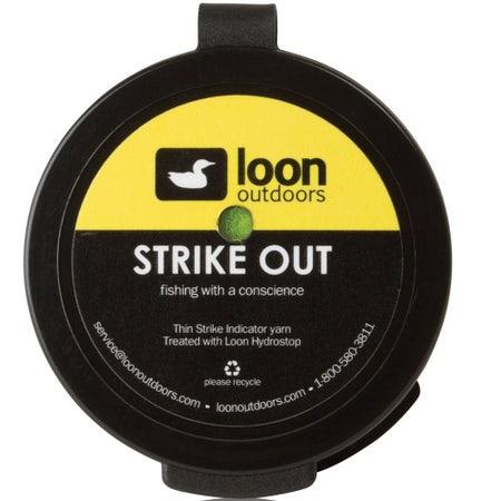 Loon Strike Out Yarn Indicators