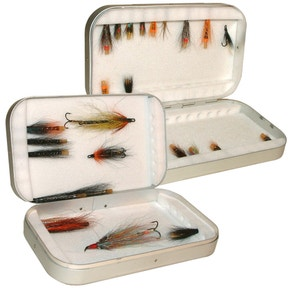 Richard Wheatley Tube Fly Box