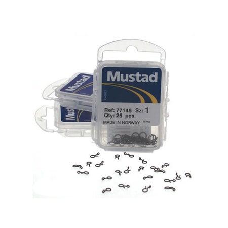 Mustad Fly Snap Hooks