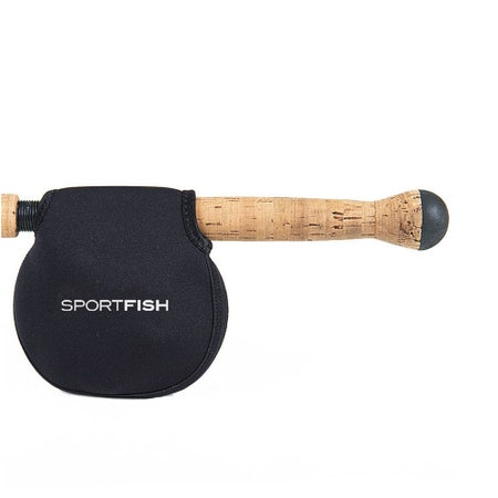 Sportfish Neoprene Reel Case