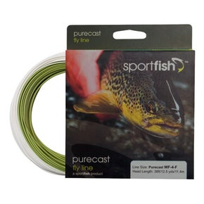 Sportfish Purecast Floating Fly Line