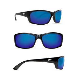 Black / Blue Mirror
