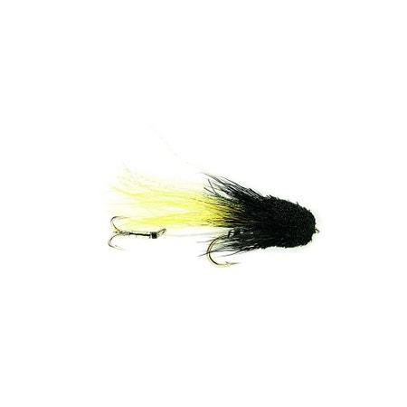 Fulling Mill Black/Yellow Magic Surface Lure