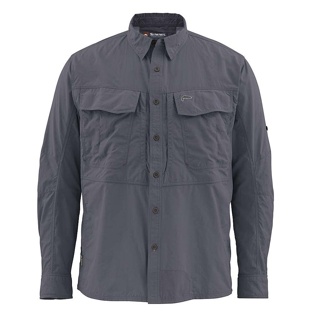 Simms Guide Long Sleeve Fishing Shirt