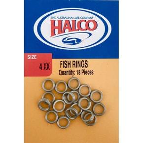 Halco Fish Rings