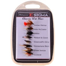 Sigma Classic Wet Fly Set
