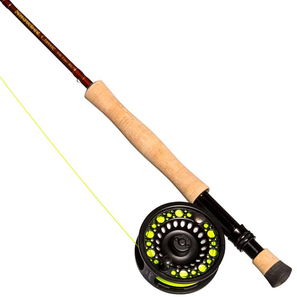 Snowbee classic combo trout fishing kits fly fishing kit for Fly fishing kits