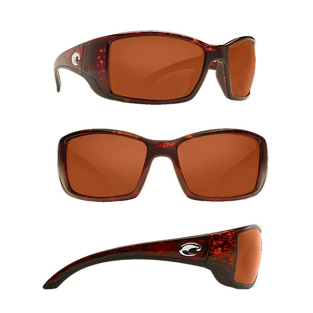 9a50430946d Costa Corbina Polarised Fishing Sunglasses - Rok Max Costa Del Mar Blackfin  Sunglasses