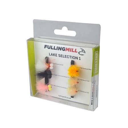 Fulling Mill Grab A Pack Lake Fly Set 1