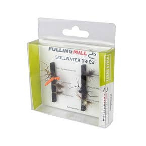 Fulling Mill Grab A Pack Stillwater Dries Fly Set