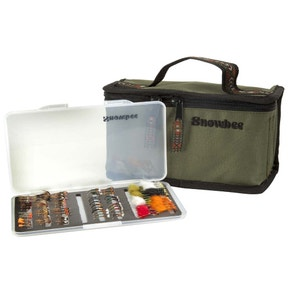 Snowbee Slimline Fly Box Kit