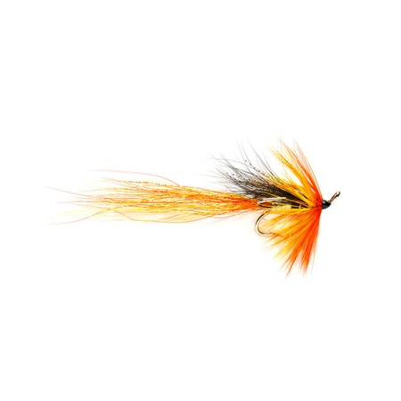Fulling Mill Ally's Shrimp Cascade Salmon Treble