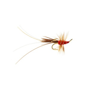 Fulling Mill Red Francis Salmon Treble