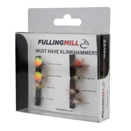 Fulling Mill Must Have Klinkhammer Fly Set