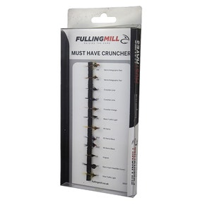 Fulling Mill Must Have Crunchers Fly Set