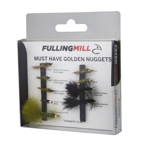 Fulling Mill Must Have Golden Nuggets Fly Set