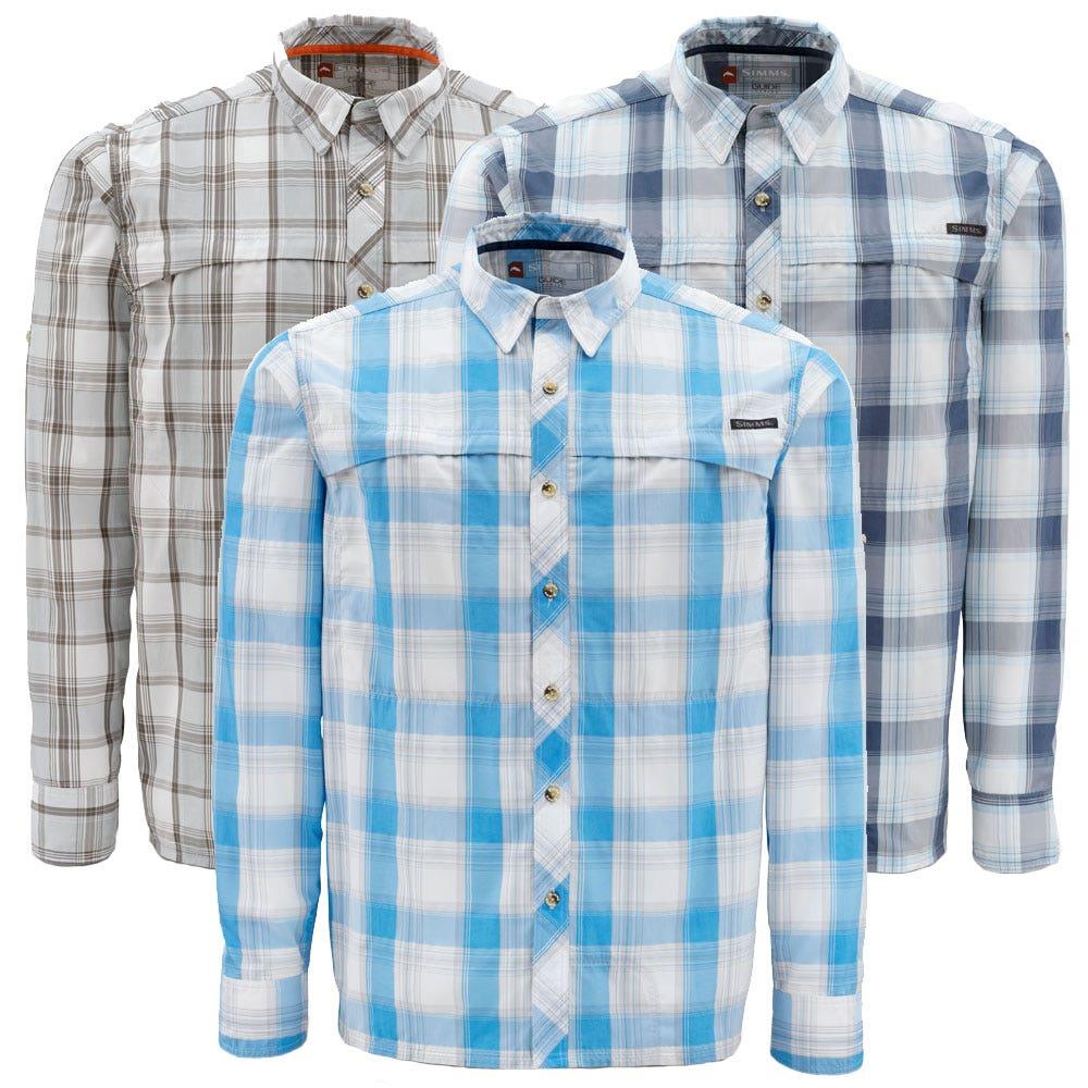Simms stone cold fishing shirt simms shirts sportfish for Simms fishing shirts