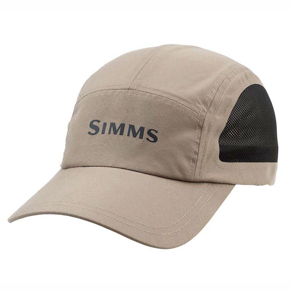 Simms microfibre short bill cap simms caps sportfish for Simms fishing hat