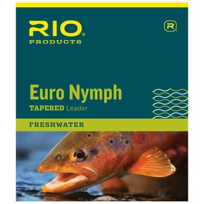RIO Euro Nymph Tapered Leader