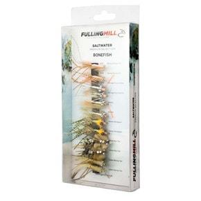 Fulling Mill Premium Selection Bonefish Fly Set
