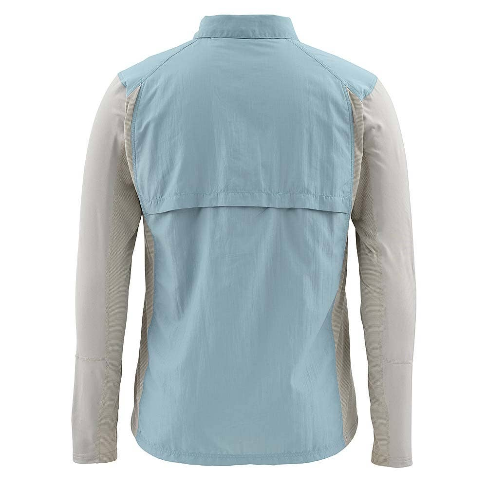 Simms gt tricomp fishing shirt simms shirts sportfish for Simms fishing shirts