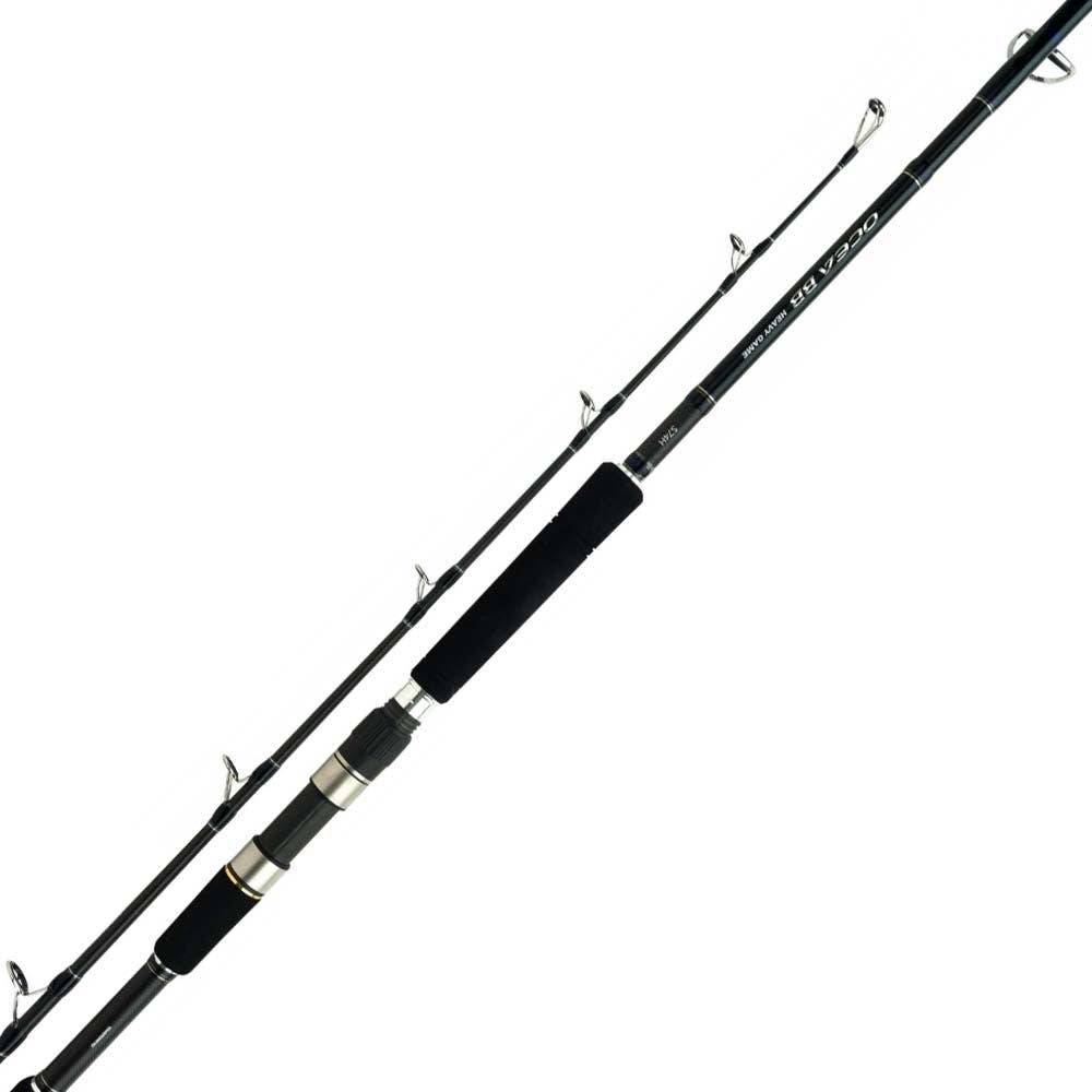 Shimano ocea bb heavy game spinning rod sportfish for Heavy fishing rod