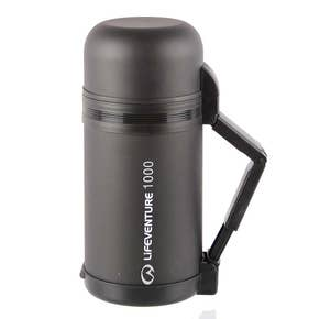 Lifeventure 1 Litre Wide Mouth Flask