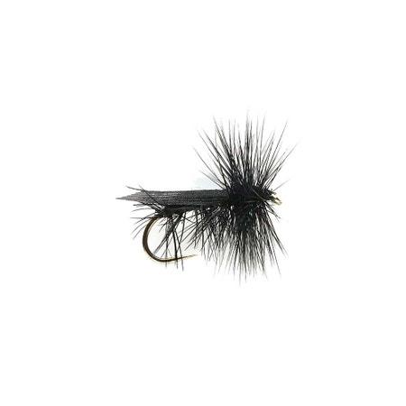 Fulling Mill Black Sedge Dry Fly