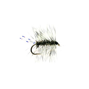 Fulling Mill Hackled Dry Griffiths Gnat Grayling Special