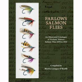 Farlows Salmon Flies Book by Martin Lanigan-O'Keeffe