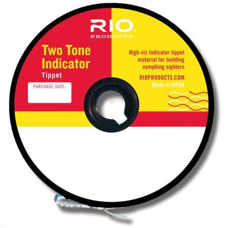 RIO Freshwater 2-Tone Indicator Tippet