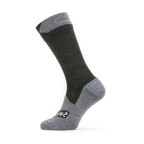 Sealskinz Walking Thin - Mid Length Socks
