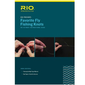 RIO?s Favourite Fly Fishing Knots DVD