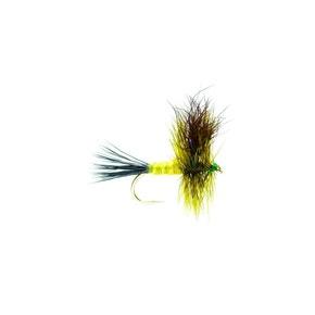 Fulling Mill Green Drake Wulff Dry Fly