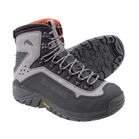 Simms G3 Guide Vibram Sole Wading Boots